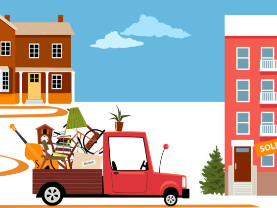 Downsizing to a Smaller Home