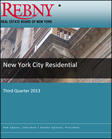 Real Estate Board of New York report shows volume and price increases