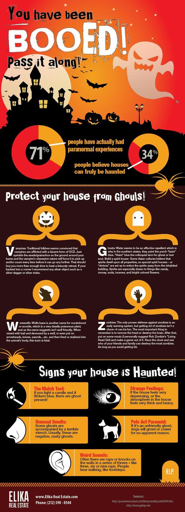 Halloween Inforgraphic