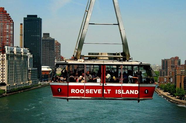Roosevelt-Island-Tramway