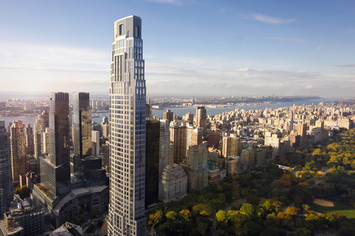220 Central Park Plans Becoming Reality