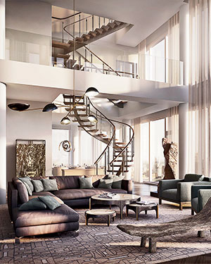 $100 Million Manhattan Apartment