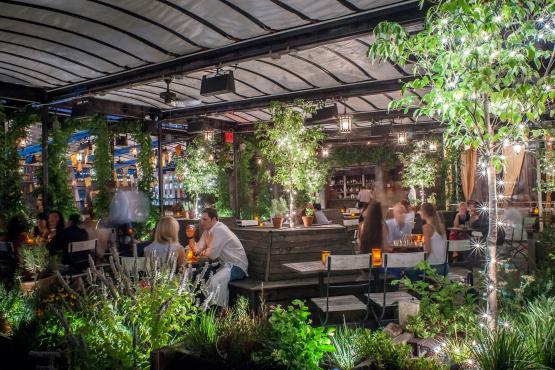 NYC Neighborhoods with the Best Bars
