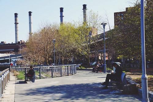 Stuyvesant-Cove-Park