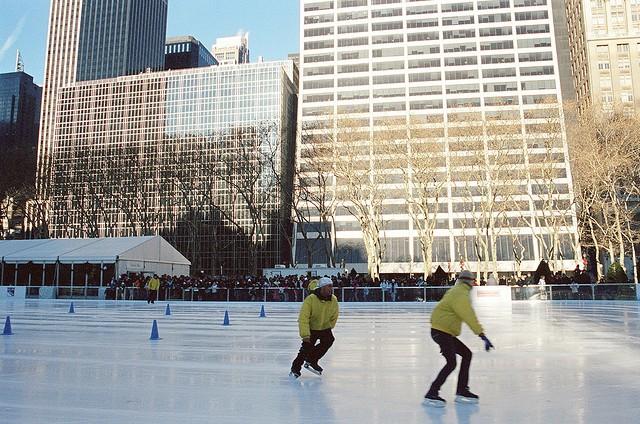 Ice-Skating-Bryant-Park