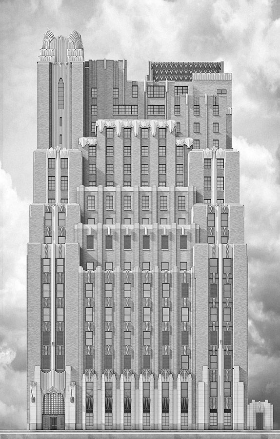Stella Tower - 435 West 50th Street