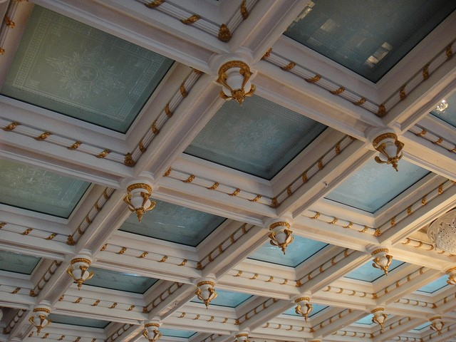 Coffer-Ceilings