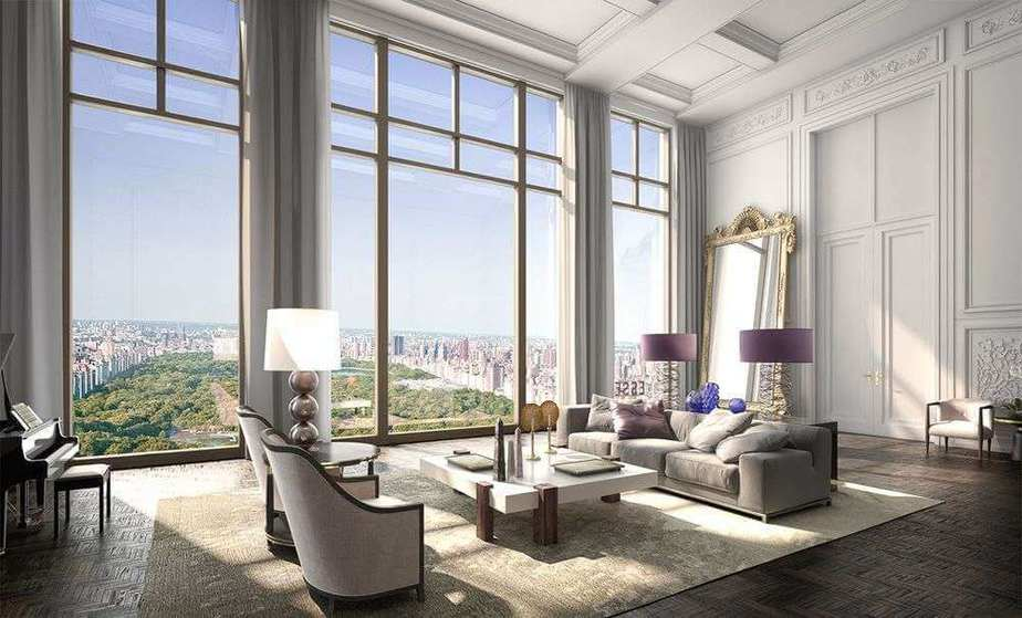 Nyc penthouses for sale for New york luxury penthouses