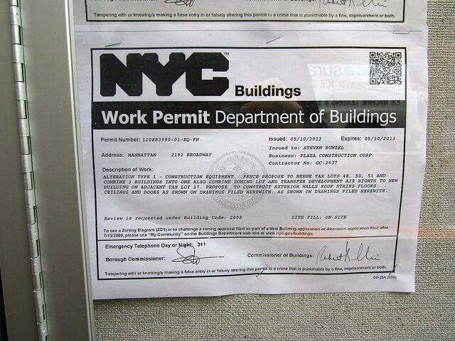 DOB Permit Expediters for Renovations in NYC