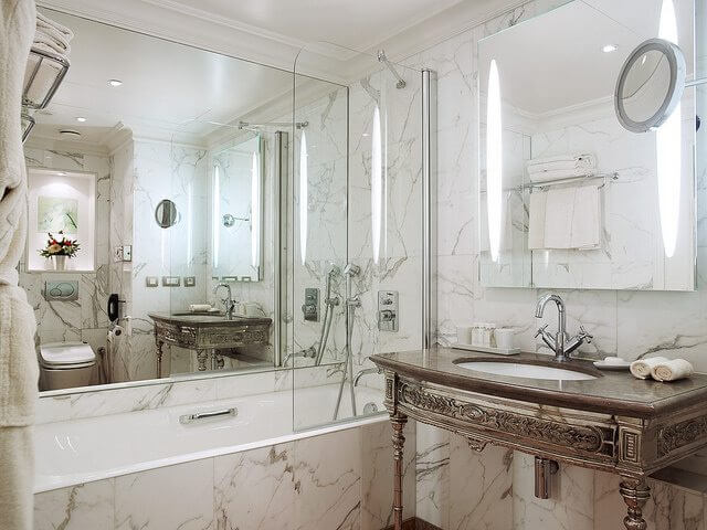 upgrade your dated bath with these 7 easy fixes