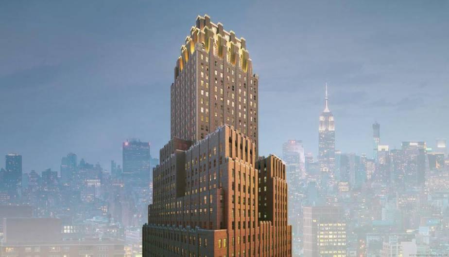 Ralph Walker Tribeca | 100 Barclay Street