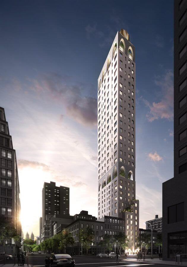 Building  New York Ave Elizabeth
