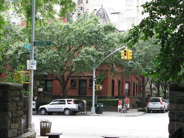 Manhattan Townhouse Architecture