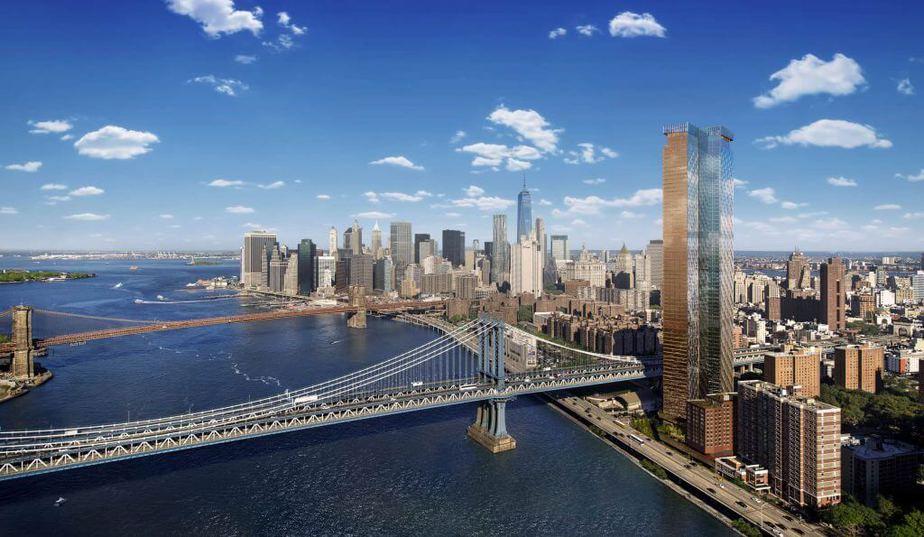 曼哈顿的房地产投资