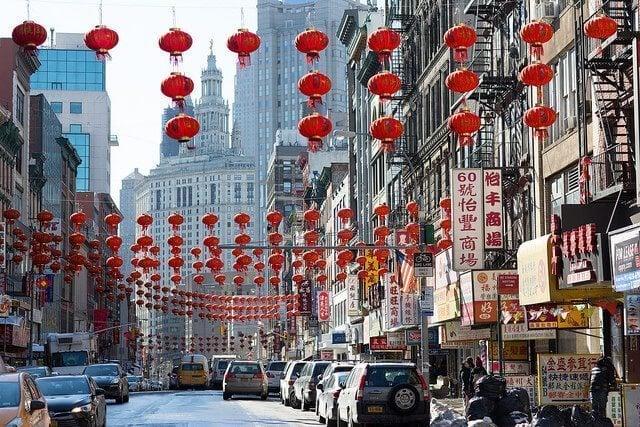 NYC Neighborhoods by Predominating Ethnic Cuisine