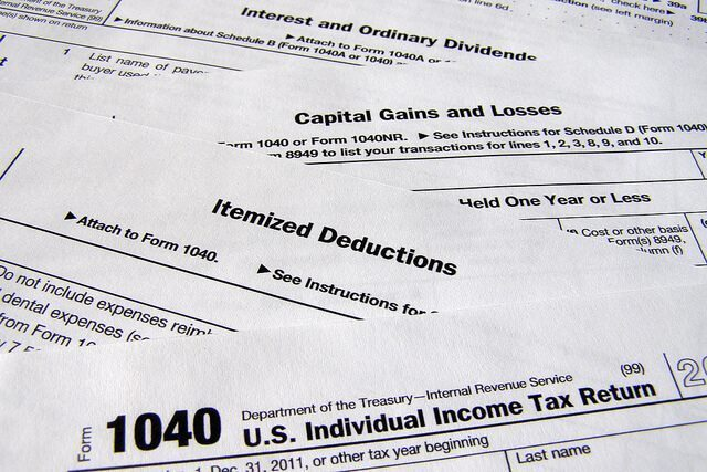 New York City Real Estate Capital Gains Taxes