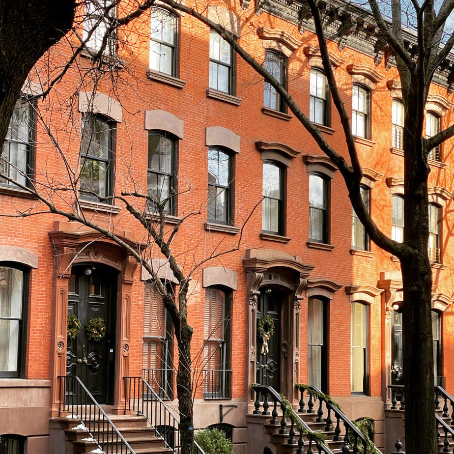 New York City Townhouses for Sale
