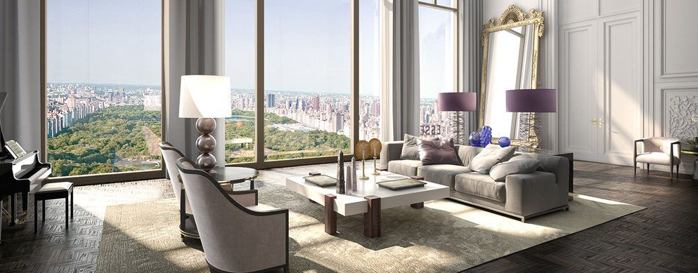 Luxury Manhattan Penthouses