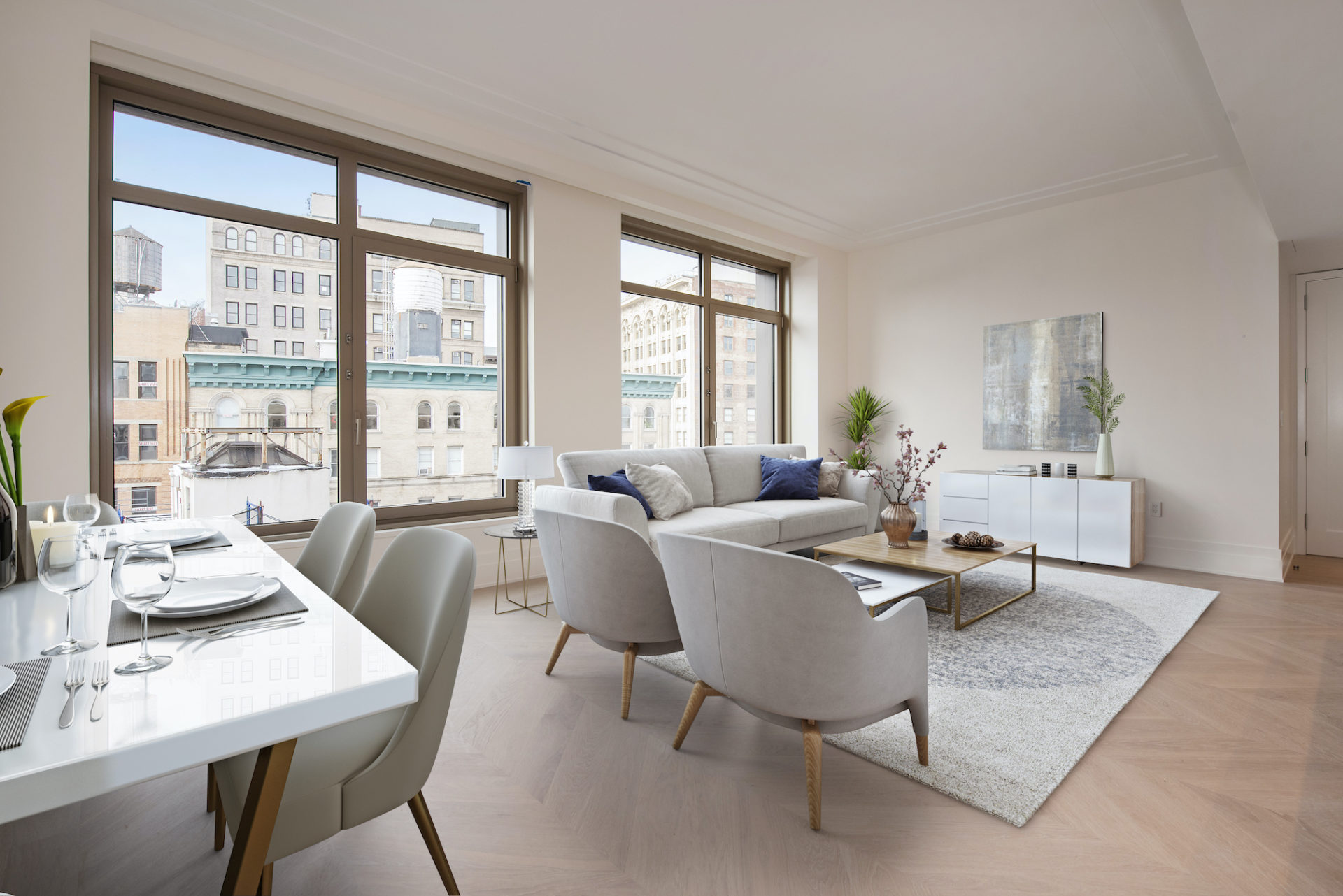 Luxury New York City Apartments